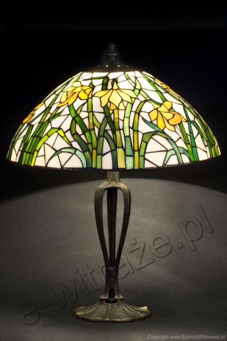 Tiffany LAMPA TIFFANY | Daffodil ⌀ 40 cm