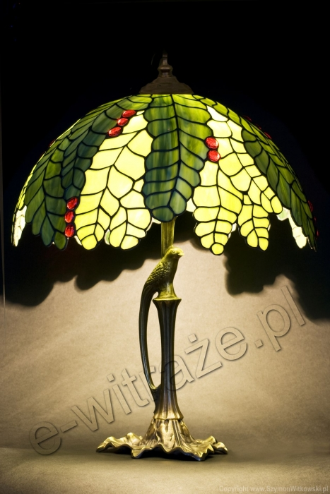 Tiffany LAMPA TIFFANY | Wino ⌀ 40 cm