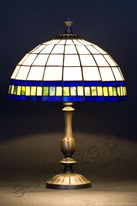Tiffany MAŁA LAMPKA | Tiffany klasyk