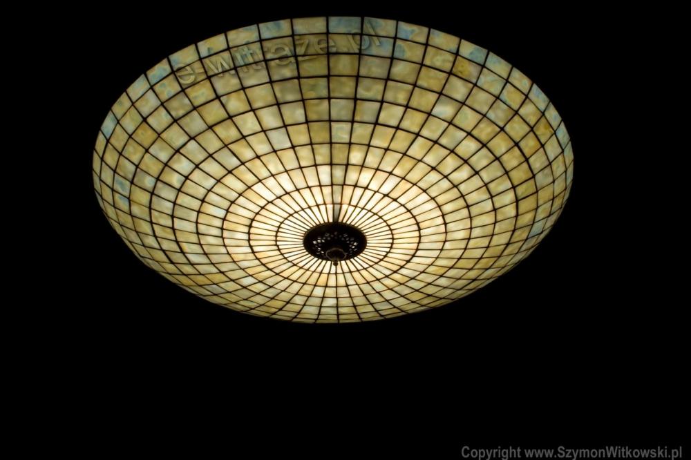 Tiffany PLAFON WITRAŻOWY | Parasol plafon