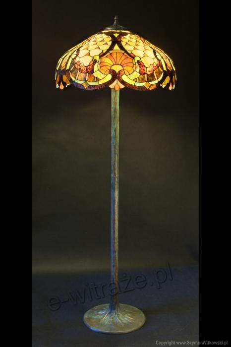 Tiffany LAMPA TIFFANY | Rokoko ⌀ 60 cm