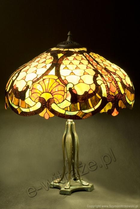 Rokoko lampa