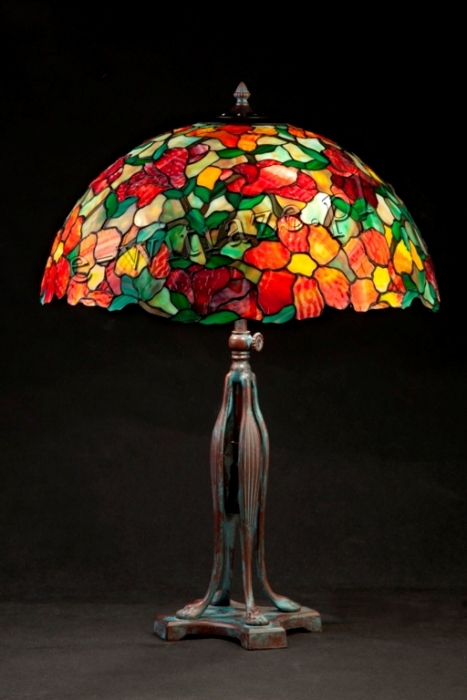 Tiffany LAMPA TIFFANY   Magnolia ⌀ 50 cm