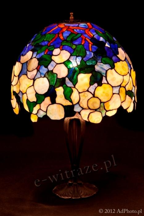 Tiffany LAMPA TIFFANY | Hydrangea ⌀ 40 cm