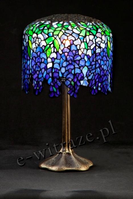 Tiffany LAMPA TIFFANY | Wisteria mała ⌀ 26 cm