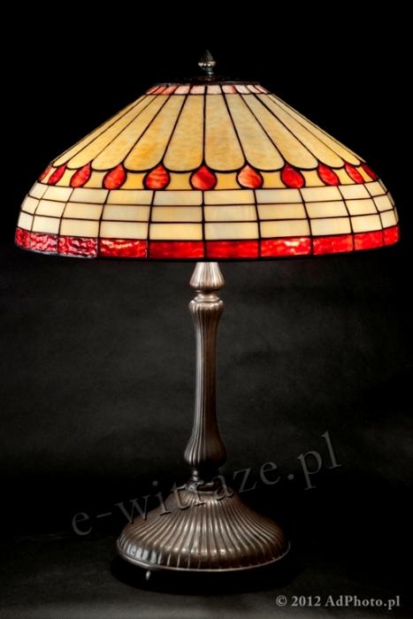 Tiffany LAMPA TIFFANY   Art Deco ⌀ 46 cm