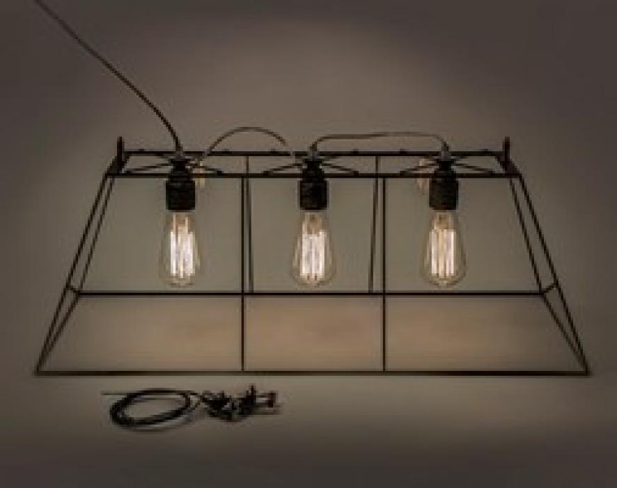 Tiffany LAMPA INDUSTRIALNA | Snuuker