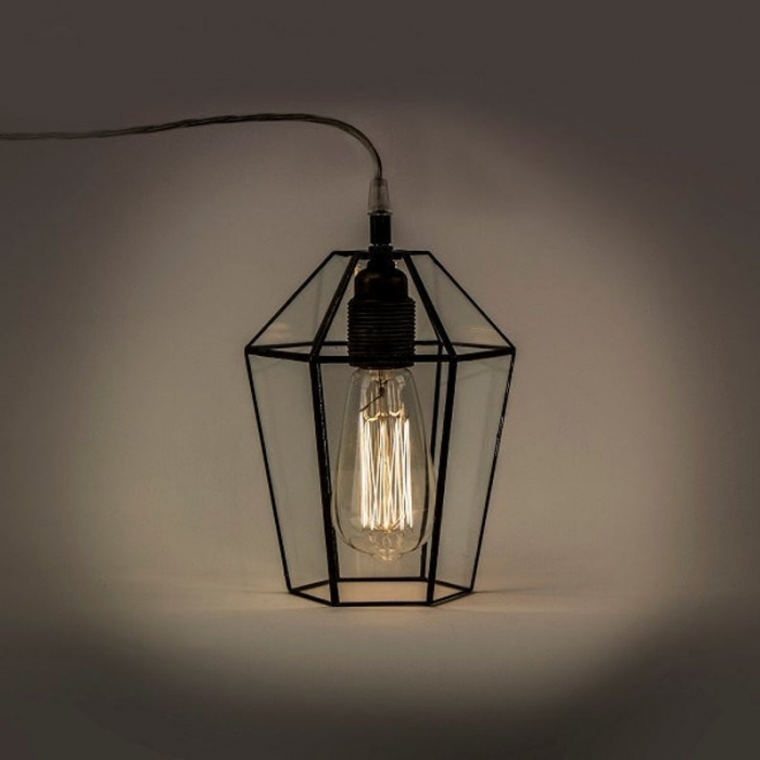 Tiffany LAMPA INDUSTRIALNA | Brylant