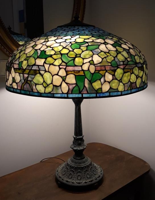 Tiffany LAMPA TIFFANY | Dogwood Wielki ⌀ 56 cm