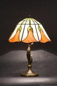 MAŁA LAMPKA | Dzwoneczek witrażowa